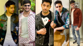 Sidharth Malhotra's Top Five Fashionable Street Style Looks from Marjaavaan Promotions