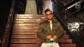 Terence Lewis and Other Personalities Walk the Ramp for a Cause