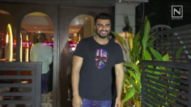 Arjun Kapoor, Anita Hassanandani, and More Come Together at the Launch of a Cafe