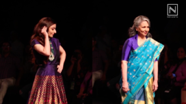 Sharmila Tagore and Soha Ali Khan On Being Showstoppers, Personal Fashion Choices and More