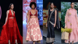 Here's all that Happened on Day 3 of the Lotus Makeup India Fashion Week SS20