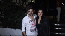 Bollywood Celebrities Mark their Presence at Kartik Aaryan's Birthday Bash