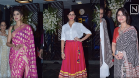 Bollywood Celebrities Attend the Opening Ceremony of Prithvi Theater Festival 2019