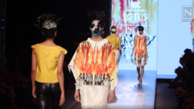 Nitin Bal Chauhan Presents his Creation Dementia at Lotus Makeup India Fashion Week SS20