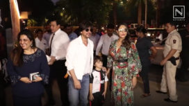 Bollywood Celebs and their Kids Celebrate Aaradhya Bachchan's Birthday