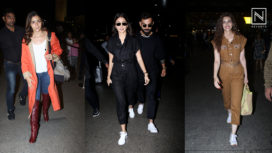 Bollywood Celebrities Making Appearances in their Chic Airport Looks