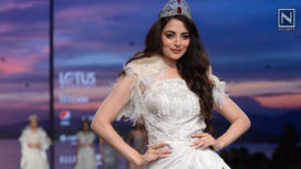 Zoya Afroz for Just Like That by Anju Jain at Lotus Makeup India Fashion Week SS 2020