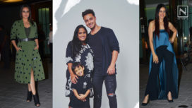 Arpita Khan and Aayush Sharma Celebrate their 5th Anniversary with the Celebs