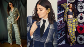 Bollywood Divas Acing the Checkered Pantsuit Trend with Absolute Panache