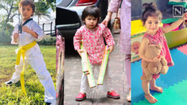 Celebrating Children's Day with Some of the Most Adorable Star Kids