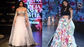 Designers and their Showstoppers - Shamita Shetty and Athiya Shetty