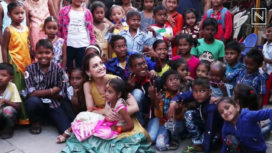 Dia Mirza Launches a Social Initiative for the Education of the Underprivileged Children