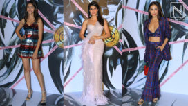 Jacqueline Fernandez, Ananya Panday, and More at Falguni Shane Peacock's Store Launch