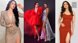 Bollywood Stars Sizzle at the Red Carpet of Global Spa Fit & Fab Awards 2019