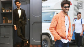 Top Five Looks of Kartik Aaryan That He Absolutely Aced