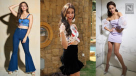 Five Hottest Looks Served by Kriti Kharbanda During Pagalpanti Promotions