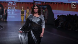 Rahul & Anushka Showcase at Lotus Makeup India Fashion Week Spring Summer 2020