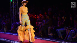 Shivan & Narresh Bring their Seoul Series Collection Forward at LMIFW SS 2020