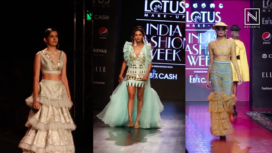 Trend Alert: Multi-Tiered Ensembles Dominate the Runway of LMIFW SS 20