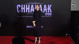 Deepika Padukone and the Team of Chhapaak Come Together for its Trailer Launch