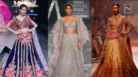 Lookback 2019 : Top 10 Bridal Lehengas From the Runway