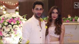 The Kapoor Family Attend Armaan Jain and Anissa Malhotra's Roka Ceremony