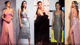 Top Five Fashionable Looks of Ankita Lokhande - Birthday Special
