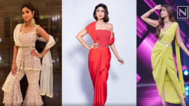 Five Times When Shilpa Shetty gave her Ethnic Look a Fusion Twist