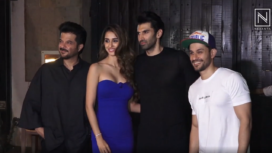 Anil Kapoor Hosts a Party for the Team of Malang