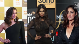 Bollywood Divas Making Statement in Black Ensembles at the Red Carpets