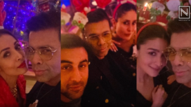 Bollywood Celebs Attend Kareena Kapoor's Christmas Bash in their Voguish Look