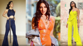 Top Five Voguish Promotional Look of Kiara Advani from Good Newwz Promotion