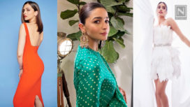Top Ten Outfit Inspirations from the Bollywood Divas for the Christmas Season