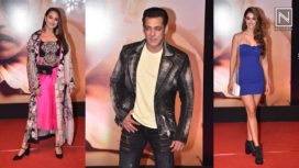 The Who's Who of Bollywood Attend the Screening of Dabangg 3