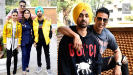 Five Times Diljit Dosanjh Nailed his Athleisure Looks During Good Newwz Promotions