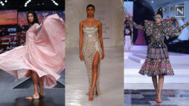 Five Times Supermodel Lakshmi Rana Stunned Us on the Ramp
