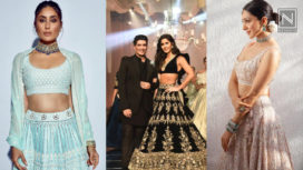 Top Ten Manish Malhotra Outfits that the Bollywood Ladies Sported with Panache
