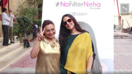 Neha Dhupia and Rani Mukerji Come Together in Chic Avatars