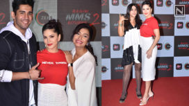 Ragini MMS Returns 2 Trailer Launch with Sunny Leone, Varun Sood and Divya Agarwal