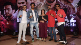 The Star Cast of Rangbaaz Phir Se Comes Together for its Trailer Launch
