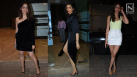 The Who's Who of Bollywood Grace Rohini Iyer's House Party in Style