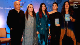 The Bhatt Family Comes Together for Shaheen Bhatt's Book Launch