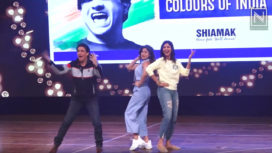 Shilpa and Shamita Shetty Flaunt their Dance Moves at Shiamak Davar's Dance Workshop