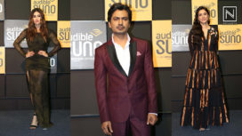 Bollywood Celebrities Come Together for the Launch of Audible SUNO