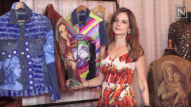 Sussanne Khan Presents a Christian Art Vintage Collection at an Event