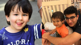 Five Times Little Taimur Swooned Us with his Adorable Antics