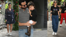 The Kapoor Family and their Close Friends Come Together for Taimur's Birthday Bash