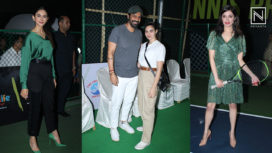 Bollywood and Telly Town Celebrities Launch Tennis Premiere League 2019