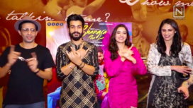 Celebs Attend the Special Screening of Bhangra Paa Le