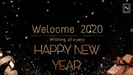 Wishing Everyone a Very Happy and an Amazing New Year 2020
